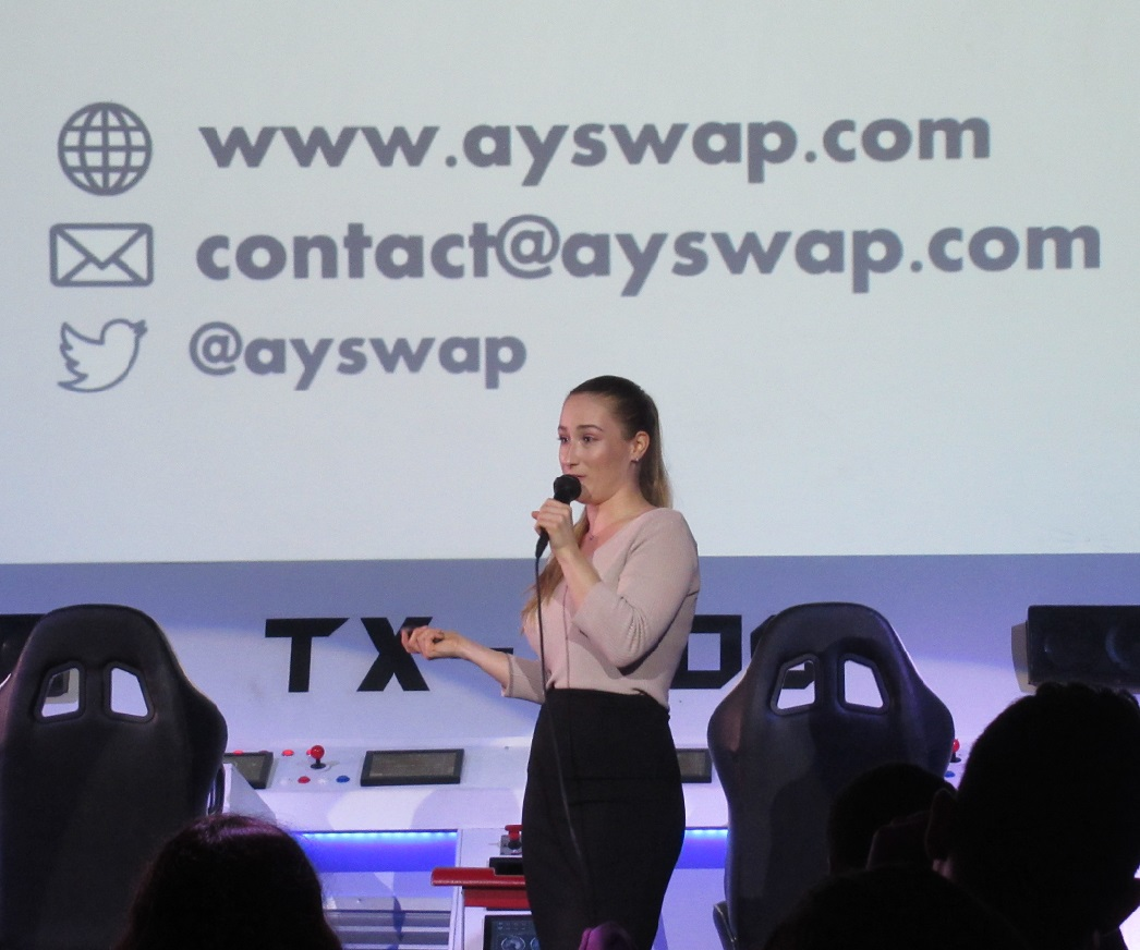 AYSWAP DEMO DAY- INCUBATOR LAUNCH 22