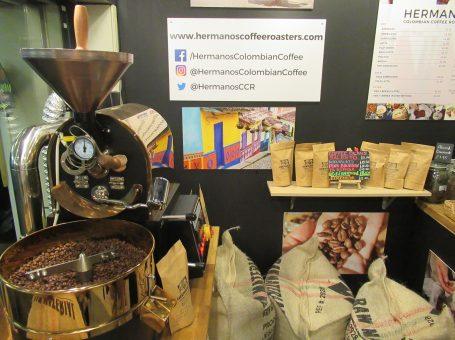 Hermanos Colombian Coffee Roaster